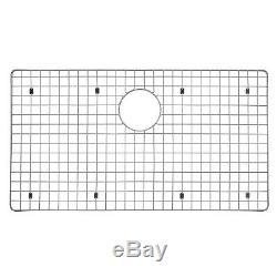 33x21x10 Pays Ferme En Acier Inoxydable Simple Évier Tablier Bowl