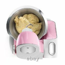 Bosch Mum58k20 Robot De La Cuisine 1000w 131.9oz Acier Inoxydable Dough 3d Nouveau