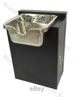 Cabinet En Acier Inoxydable Shampooing Sink Bowl Salon Équipement Tlc-1167-fc