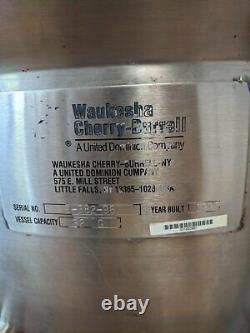 Greerco Shear Blender Avec 32 Gallon En Acier Inoxydable