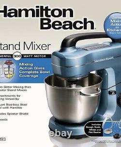 Hamilton Beach Stand Mixer New Box 4 Quartz 7 Speed Tilt-head Kitchen Dough Cake