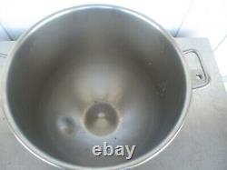 Hobart Bowl-hl640 Legacy 40 Qt. Bol De Mélange En Acier Inoxydable #5534