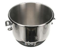 Hobart Mixing Bowl 20 Qt Acier Inoxydable 275683 Nouveau Oem