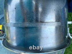 Hobart Vmlh-30 30-quarte Acier Mélange Bowl Pour Mélanges Hobart