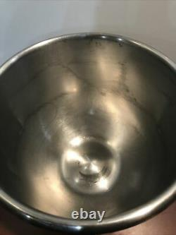 Hobart Vmlh-30 30-quarte Acier Mixte Bowl Pour Hobart Mixers L@@@k