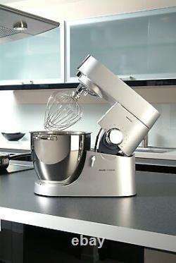 Kenwood Chef Major 800w Stand Mixer Avec 3 Outils Bol En Acier Inoxydable (kmm021)