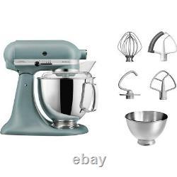 Kitchenaid 4.8l Artisan Stand Mixer 5ksm175psbmf Matte Fog Blue