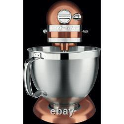 Kitchenaid 4.8l Artisan Stand Mixer 5ksm185psbcp Cuivre