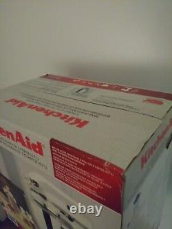 Kitchenaid 5 Quart 325 Watt Tilt Head Stand Mixer. Bol En Acier Inoxydable