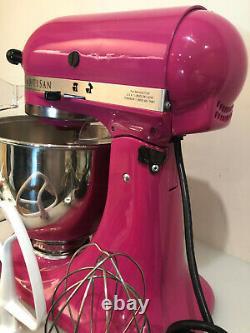 Kitchenaid Artisan Stand Mixer 5ksm150pspn Rose