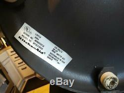 Kitchenaid Kp2671xgr 6-qt. Professional 6 Batteur Sur Socle Gris Imperial