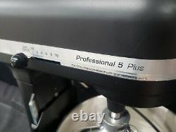 Kitchenaid Pro 5 Plus Kp25m0xbm Quart Bowl Lift Stand Mixer Matte Black