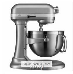 Kitchenaid Professional 600 Série 6-qt Bowl-lift Stand Mixer, Argent