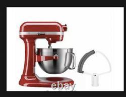 Kitchenaid Professional 600 Series 6-qt Bowl-lift Stand Mixer, Rouge