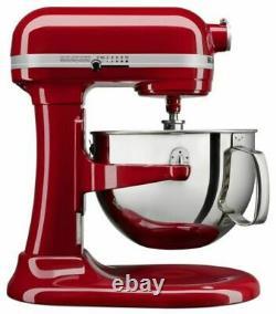 Kitchenaid Rkp26m1x Refurb De Kp26m1x Pro 600 Stand Mixer 6-qt Grande Capacité