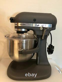 Kitchenaid Stand Mixer Heavy Duty Sku Skpm5ber Ardoise Plack