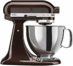 Kitchenaid Stand Mixer Tilt 5-quart Rk150es Ksm150pses Artisan Brown Espresso