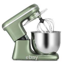 Multifonction 7-qt Electric Food Stand Mixer Tilt-head Dough Beater Kitchen Accueil