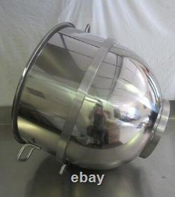 Nouveau Bol En Acier Inoxydable 80qt Pour Mélangeurs Hobart M802 & L800