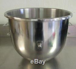 Nouveau En Acier Inoxydable 20qt Bowl Pour Hobart A200 Mixer