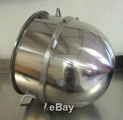 Nouveau En Acier Inoxydable 60qt Bowl Pour Hobart H600 Mélangeurs