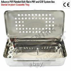 Prf Box Système Plaquette Riche Fibrin Instruments De Compact De Chirurgie Dentaire Implant