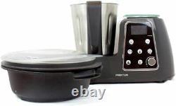 Prixton Kitchen Gourmet Kg200 Robot D'acier Programmable Multifonction Tino