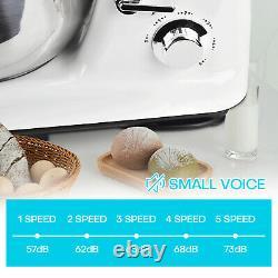 Support De Cuisine Électrique Tablette De Cuisine En Acier Inoxydable À Tête Incrustée Avec Crochet Dough