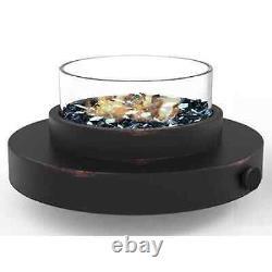 Table Top Portable Heater Patio Deck Foyer Au Gaz Foyer Propane Bowl Extérieur