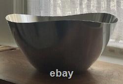 Vintage MID Century Stelton Stainless Nesting Bowls 4 Danemark Holmblad Jacobsen