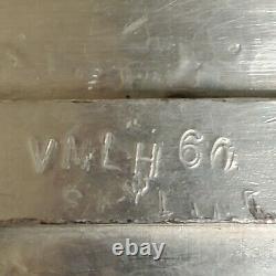 Vmlh-60 Qt Bol De Mélange D'acier Inoxydable- Récemment Re-éteint